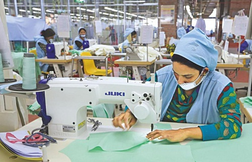 Bangladesh continues to lag in the high end apparel production