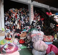 Curbing overconsumption can help China tackle fashion waste