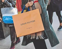 Louis Vuitton emerges the most favourite fashion brand across the globe